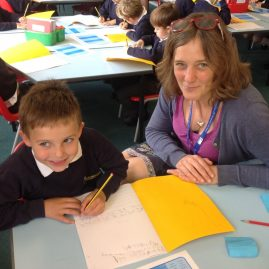 Miss Woodford- Year Two Teacher