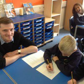 Mr Weekes- Year Five Teacher
