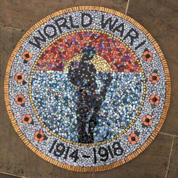 Artsaward Mosaic Project