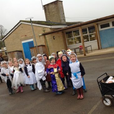 Forest School Nativity